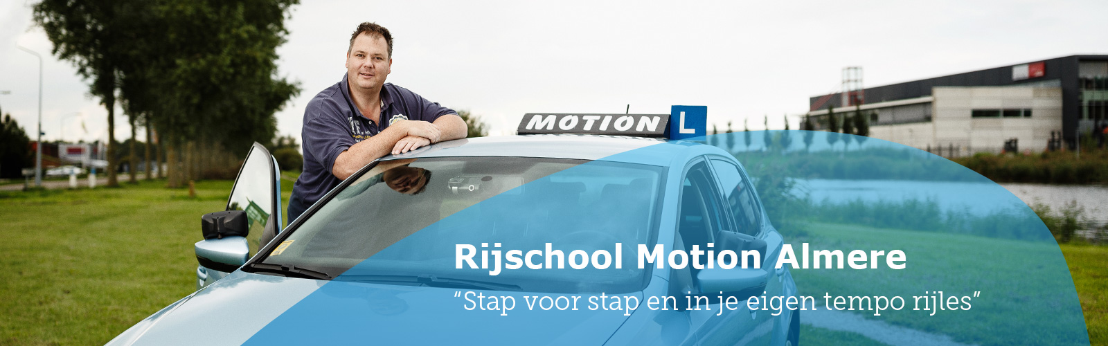 Over Rijschool Motion Almere